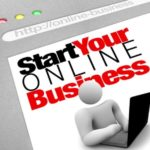 Start an on-line business