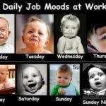 Moods at Work – Happy Friday!