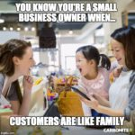 Small Business Owners Treat Customers like family – 905business.com